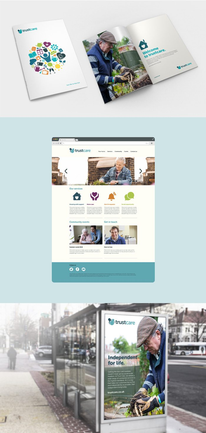Trafford Housing Trust Trustcare Collateral