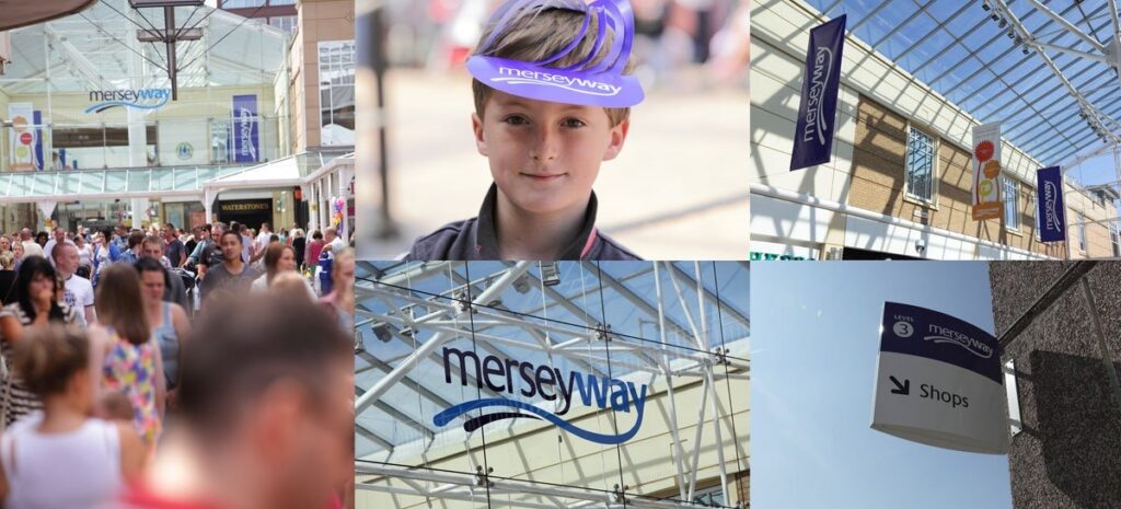 Merseyway brand image