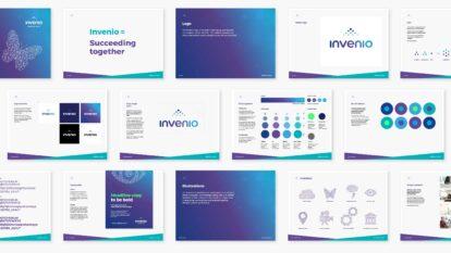 Invenio brand guidelines