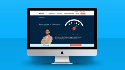 San-iT website